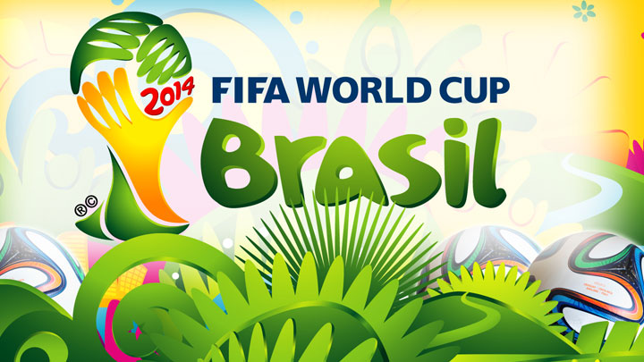 La Coupe du monde 2014 va avoir lieu au Brésil