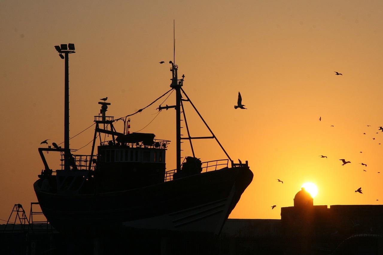 L'Ecole des pêches de l'Île d'Yeu forme chaque année des centaines de marins