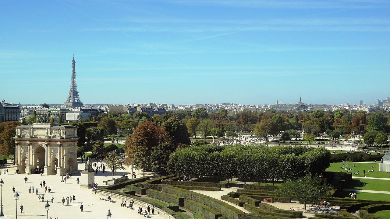 Découvrez Paris en séjournant dans un hôtel au mois