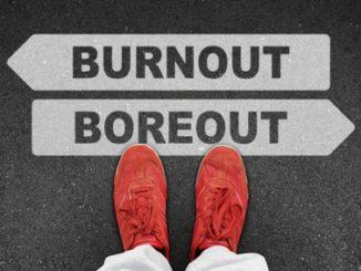 th t burnout boreout I
