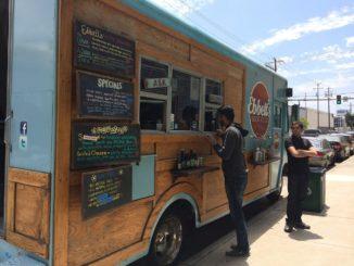 Food truck aux Etats-Unis