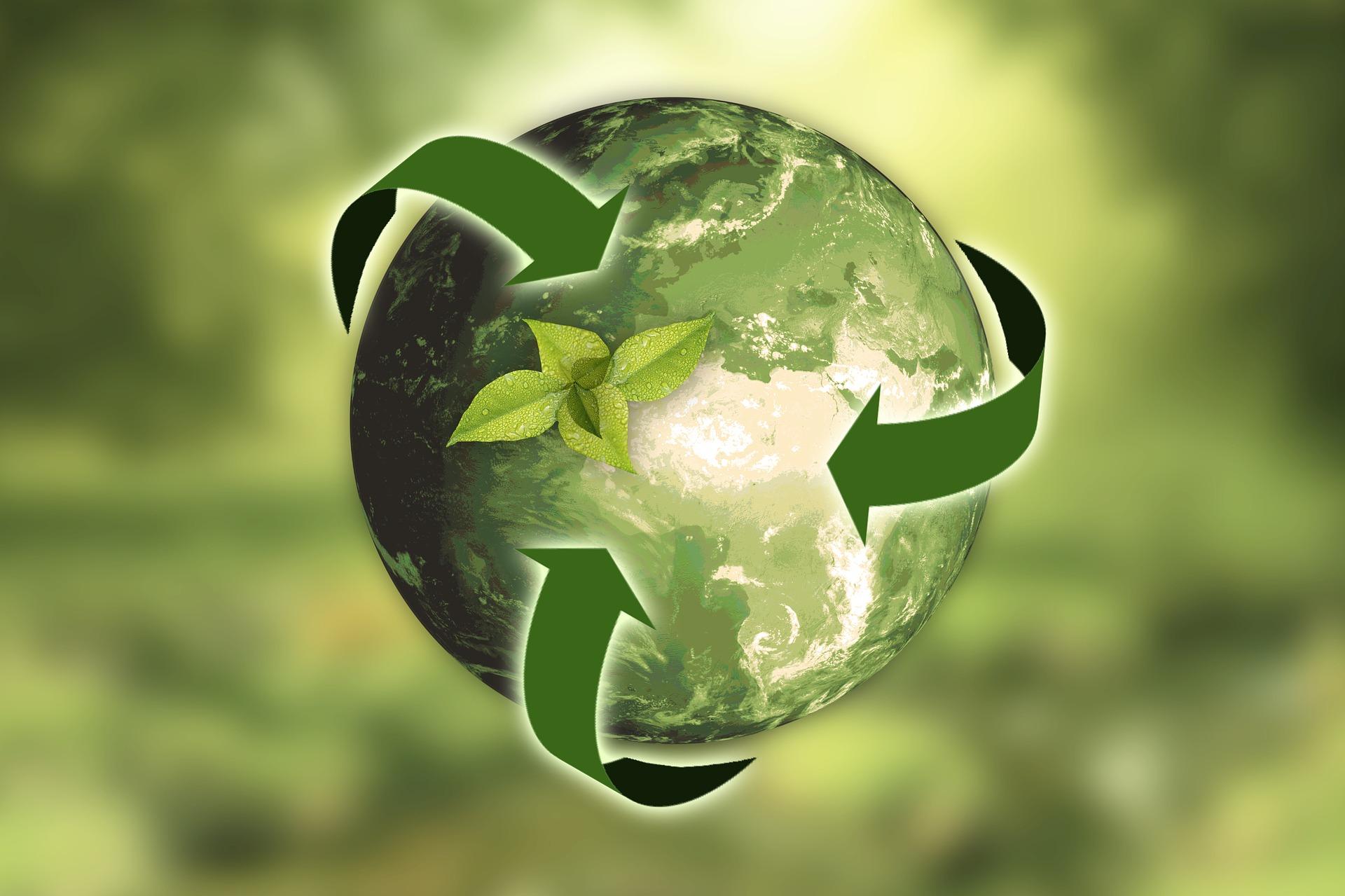 economie circulaire recyclage et valorisation des déchets