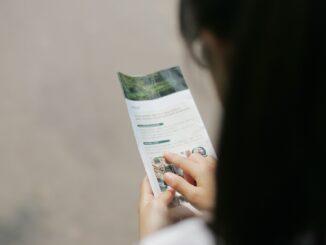 Une brochure